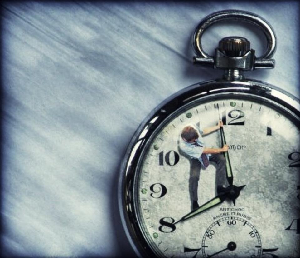 O Tempo e a Razão