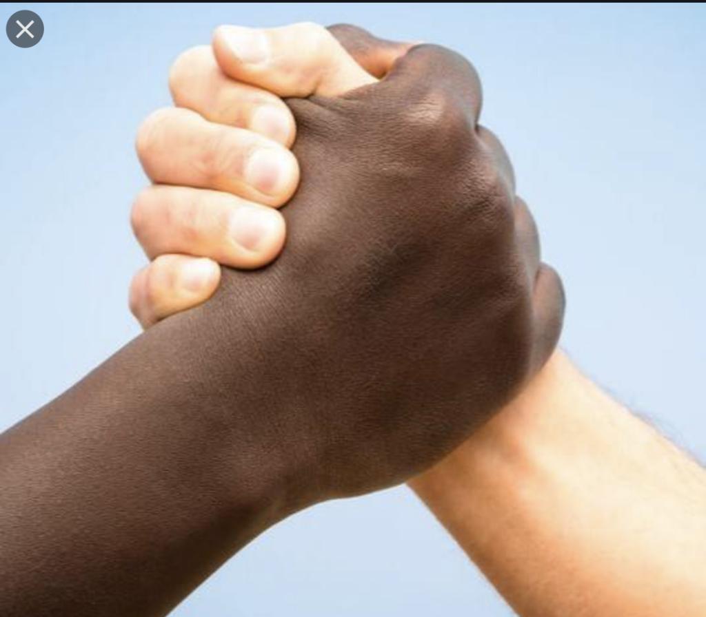 Pra unir precisamos parar de dividir