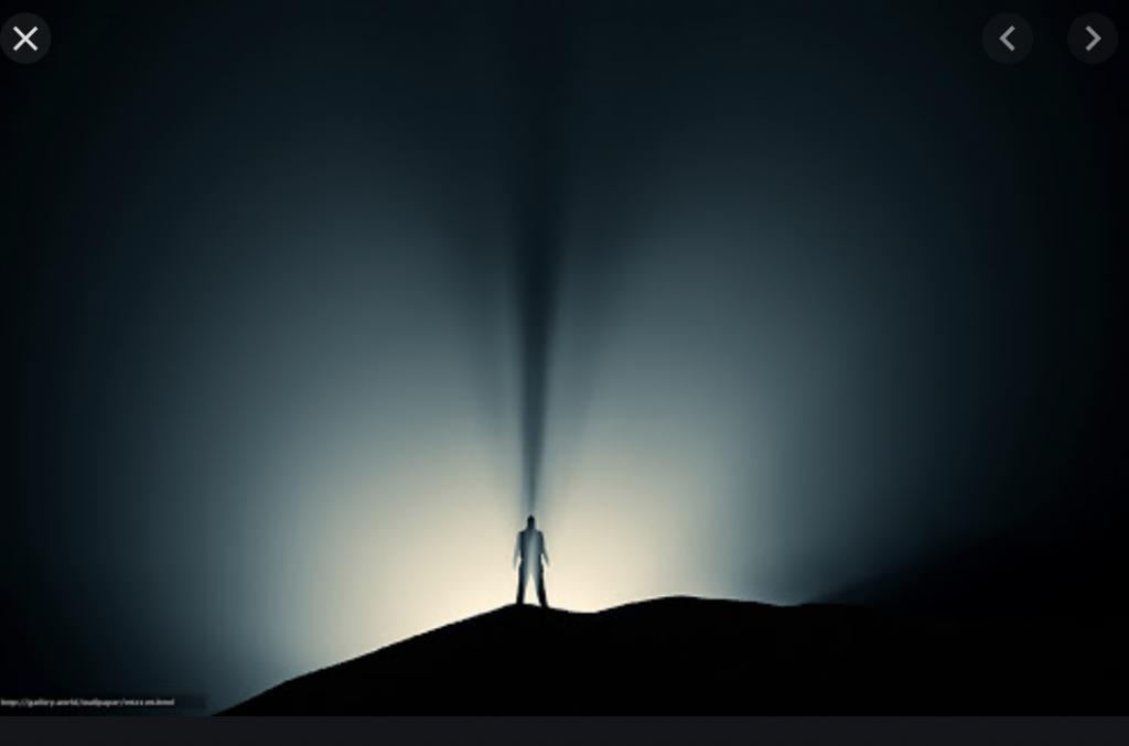 A Sombra  e a Luz